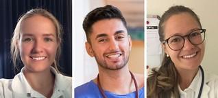 Coronakrise: Wie Studierende versuchen, das Gesundheitssystem vor dem Kollaps zu bewahren