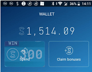 Sweatcoin – Android and iPhone App