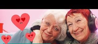 Beste Freundinnen über 80 👵🏼⎥Auf Klo mit @Senioren Zocken