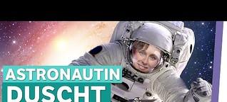15 Fragen an eine Astronautin 👩🏻🚀 | Auf Klo