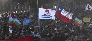 Die Wut der jungen Chilenen