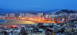 Tanger - Wo die Geschichten stranden
