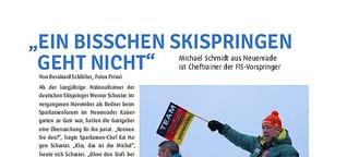 Ohne Michels Team läuft im Skisprung-Weltcup nichts