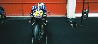 Ein Tag beim Rennen - MotoGP Barcelona