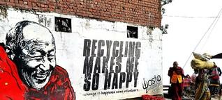 Krieger gegen den Müll - Die Waste Warriors im Himalaya