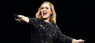 Adele: Die dicke Frau, die singt