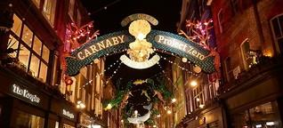 London: 5 Gründe für eine Reise in der Weihnachtszeit