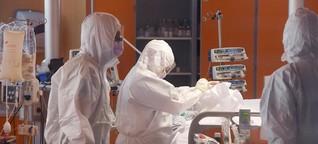 Triage in der Corona-Krise : Entscheidung über Leben und Tod / gut zu wissen, BRFernsehen