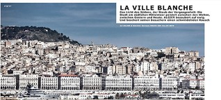Algier - die weiße Stadt
