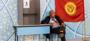 Shashlyk Mashlyk (06): Kirgistan - Insel der Demokratie?