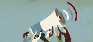 Feindselige Gesellschaft? - Drei Geschichten über Wege aus dem Hass