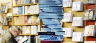 Buchpreis - Wieso kostet ein Buch so viel, wie es kostet?