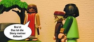Jesus in der Krippe - Wie es wirklich war