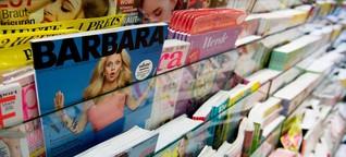 Datenanalyse zu Magazinen: Frauen schießen selten Cover-Fotos