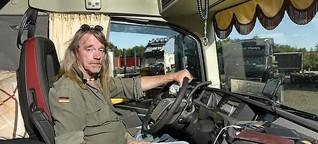Lkw-Fahrern fehlt das Nötigste: Pinkel-Verbot für unsere Trucker