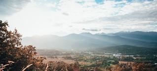 Thailand: Den Hippie-Ort Pai mit dem Fahrrad entdecken