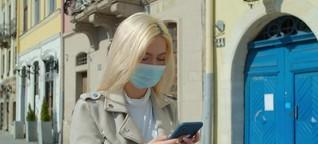 Anti-Coronavirus-Apps: Die Chancen und Risiken der Kontaktverfolgung
