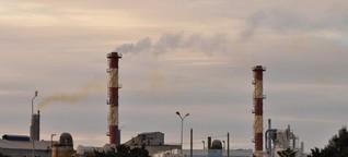 Gesundheitsschäden durch Tunesiens Phosphatindustrie: ja, aber
