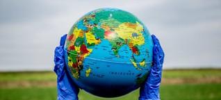 Coronavirus: FAQ, die die Welt bewegen