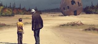 """Serie """"Tales From The Loop"""" - Die Welt ein Rätsel"""