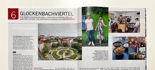 Merian Magazin München 4/2020 - Glockenbachviertel
