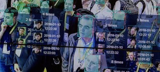 Algorithmen: Gesicht unter Verdacht