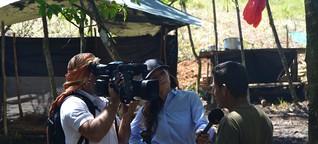 Kolumbien: Journalisten von Armee bespitzelt