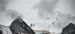 Mit dem Tod in der Cordillera