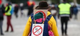 Wie Impf-Ängste in der Corona-Krise zu Verschwörungstheorien werden | DW | 12.05.2020