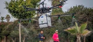 Marokko : Drohnen gegen die Disziplinlosen