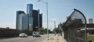 Bürger, Hipster, Milliardäre - wer macht das neue Detroit?