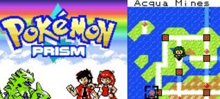 Adam erschuf acht Jahre lang das Pokémon-Spiel, von dem er immer geträumt hat