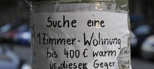 Mieten - Deutschlands sozialer Sprengstoff