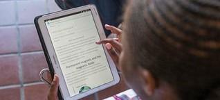 Digitales Lernen in Südafrika: Corona-Pandemie als Weckruf für die Bildungspolitik?