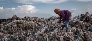 Wieso deutscher Müll eben doch im Meer landet