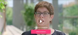 Die CDU will ihre Mitglieder digitalfit machen - ein Startup soll helfen
