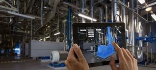 Digitaler Zwilling und Automatisierung in KMU