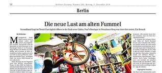 Secondhand ist Trend: Zu Besuch bei Paul's Boutique in Prenzlauer Berg