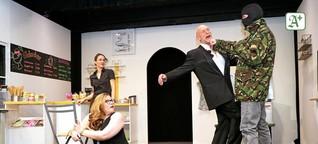 Theater in Trittau: Spannender Showdown im Eiscafé