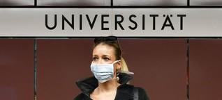 Studierende und Corona-Krise: Kein Job mehr, die Freundin weit weg