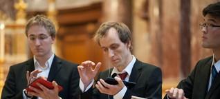 Tablet-Orchester: Musik-Apps schaffen neue Möglichkeiten