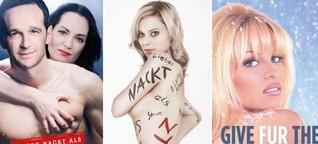 Peta stoppt berühmte Kampagne: Das sind die besten Plakate der letzten Jahrzehnte