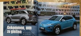 Testfahrt Hyundai Kona - Gekommen, um zu gleiten