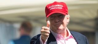 1 Jahr Donald Trump