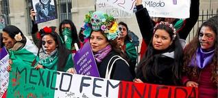 """Aktivistin: """"Frauenmorde sind wie eine chronische Krankheit"""""""