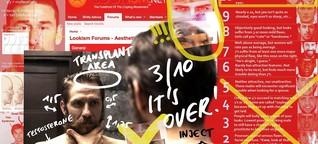 Incels: Auf Lookism.net beleidigen Männer sich gegenseitig für ihr Aussehen