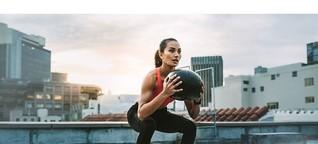 Mit diesen 5 Übungen verbrennst du schnell mal 100 kcal