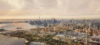 Smart City: So könnte das Leben in der Zukunft aussehen