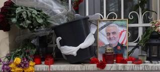Der Iran und Russland: Eine vorläufige Freundschaft
