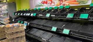 "Migros: ""Es gibt keinen Engpass an Lebensmitteln"""